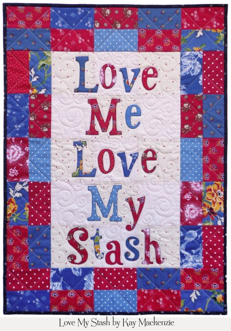 Love My Stash by Kay Mackenzie