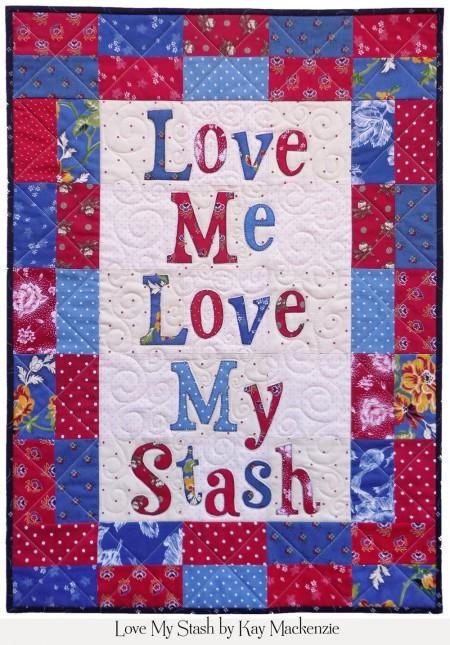 Love My Stash by Kay Mackenzie