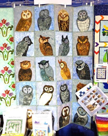 owl-quilt