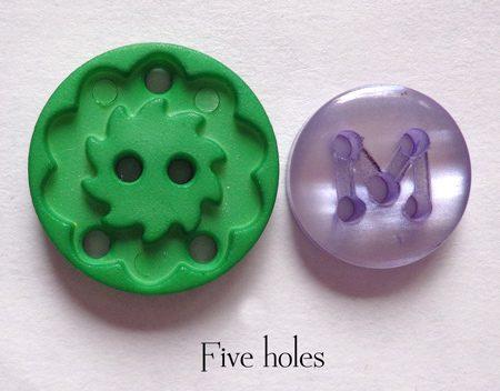 five-holes